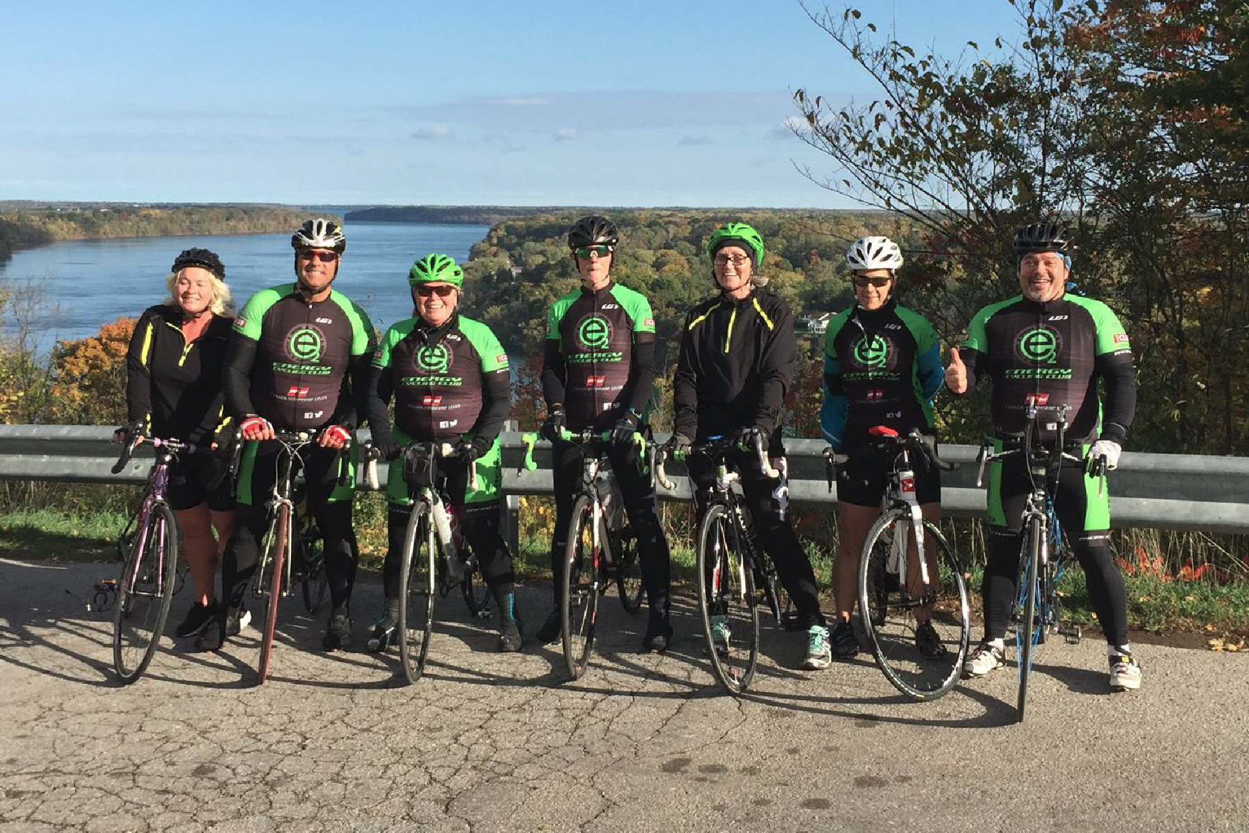 Queenston Group Road Ride